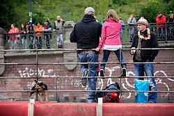 GERMANY HAMBURG 29JUN13 - Revellers during the Schlagermove festival in Hamburg.<br /> <br /> <br /> <br /> jre/Photo by Jiri Rezac<br /> <br /> <br /> <br /> &copy; Jiri Rezac 2013