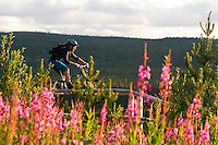 Rider - Dave Kerr, Trail Name - Logan's Run, Whitehorse Yukon