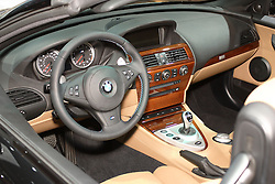 08 February 2007: 2007 BMW M6 Convertible. The Chicago Auto Show is a charity event of the Chicago Automobile Trade Association (CATA) and is held annually at McCormick Place in Chicago Illinois.