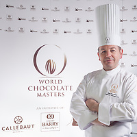 Head Judge Philippe Vancayseele,  Canada World Chocolate Masters Canadian Selection, January 20, 2013.