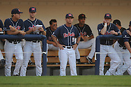 Mississippi vs. Auburn college baseball in Oxford, Miss. on Friday, May 21, 2010. (AP Photo/Oxford Eagle, Bruce Newman)