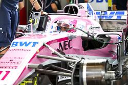 October 5, 2018 - Suzuka, Japan - Motorsports: FIA Formula One World Championship 2018, Grand Prix of Japan, .World Championship 2018 Grand Prix Japan#11 Sergio Perez (MEX, Sahara Force India F1 Team) (Credit Image: © Hoch Zwei via ZUMA Wire)
