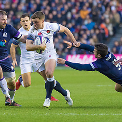 Scotland v England | Six Nations | 24 February 2018