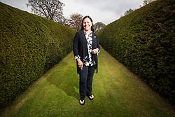 Outlander author Diana<br /> Gabaldon at the Cringletie House hotel,<br /> Edinburgh Rd, Peebles.