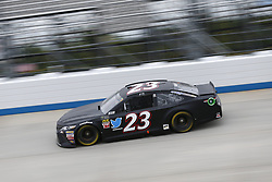 October 5, 2018 - Dover, Delaware, United States of America - JJ Yeley (23)  takes to the track to practice for the Gander Outdoors 400 at Dover International Speedway in Dover, Delaware. (Credit Image: © Justin R. Noe Asp Inc/ASP via ZUMA Wire)