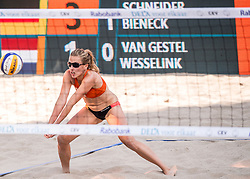 17-07-2018 NED: CEV DELA Beach Volleyball European Championship day 3<br /> Marloes Wesselink #2 NED
