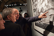 EX PRESIDENT LULA DA SILVA OF BRAZIL; SEBASTIAO SALGADO, Opening of Sebastião Salgado: Genesis   Natural History Museum, Cromwell Rd. London. 9 April 2013