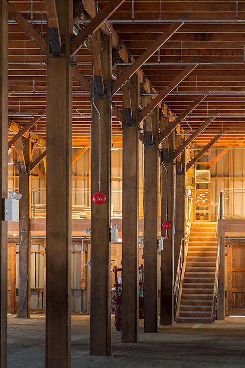 Britannia Heritage Shipyards, Steveston, British Columbia | Ratio Architecture | 2014