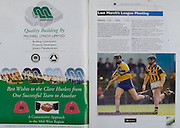 All Ireland Senior Hurling Championship Final,.08.09.2002, 09.08.2002, 8th September 2002,.Senior Kilkenny 2-20, Clare 0-19,.Minor Kilkenny 3-15, Tipperary 1-7,.8092002AISHCF,.Michael Lynch Limited,