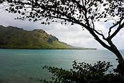 Kahana Bay, Oahu, Hawaii