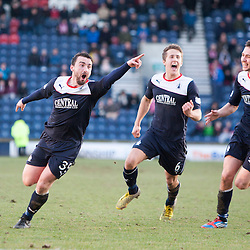 Raith Rovers 2 v 4 Falkirk, Scottish Championship