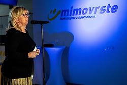 Jitka Dvorakova at Evening event of Mimovrste shop in BTC, on February 28, 2020 in Ljubljana, Slovenia. Photo by Vid Ponikvar / Sportida