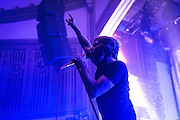AWOLNATION performs at The Neptune Theatre on May, 27, 2015.
