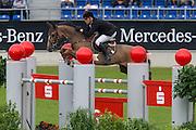 Leon Thijssen - Haertthago<br /> World Equestrian Festival, CHIO Aachen 2013<br /> © DigiShots