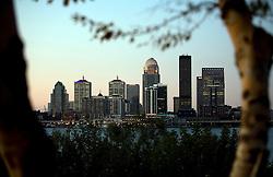 Louisville Kentucky. Photo made Oct. 1, 2008. (photo by Jonathan Palmer)