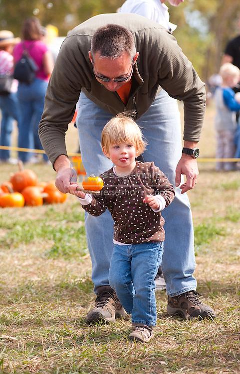 Denver Botanic Gardens at Chatfield, 2010 Pumpkin Festival