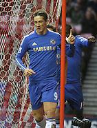 Sunderland v Chelsea 081212