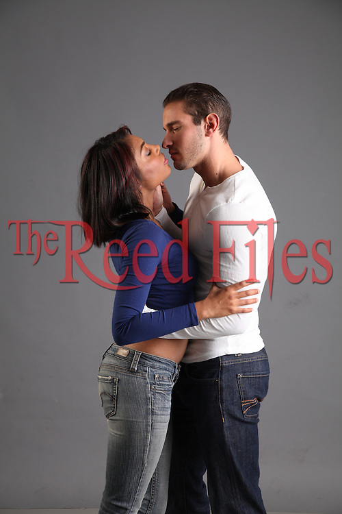 The Reed Files Interracial Couple Stock