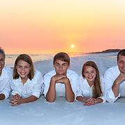 Family Beach Photos and Large Groups Beach Photographer and Photography in Florida, Destin, Panama City Beach, Santa Rosa Beach, Beaches of 30-A, Seaside, Okaloosa Island and Fort Walton Beach.