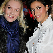NLD/Amsterdam/20120202 - Lancering vernieuwde Talkies, Annemiek Hart en Kristina Bozilovic