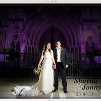 Shayna and Jonathan Album Proofs MKII