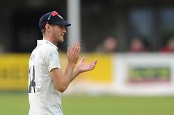 David Payne of Gloucestershire - Mandatory byline: Dougie Allward/JMP - 07966386802 - 22/09/2015 - Cricket - County Ground -Bristol,England - Gloucestershire CCC v Glamorgan CCC - LV=County Championship