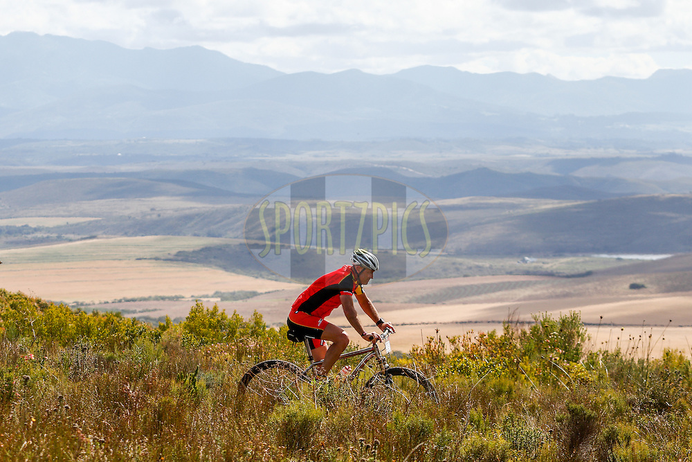 A rider in action during Stage 1 of the Cape Pioneer Trek, on 17th of October 2016<br /> <br /> <br /> Photo by: Oakpics/Cape Pioneer Trek/SPORTZPICS<br /> <br /> <br /> {dem16gst}