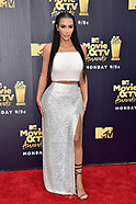 2018 MTV Movie And TV Awards - 17 June 2018
