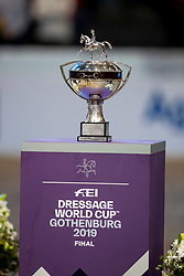 World Cup Dressage<br /> LONGINES FEI World Cup™ Finals Gothenburg 2019<br /> © Hippo Foto - Stefan Lafrentz<br /> 06/04/2019