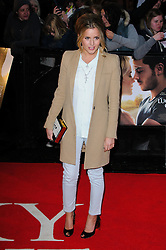 Caggie Dunlop at The Lucky One premiere in  London, 23rd April 2012.  Photo by: Chris Joseph / i-Images