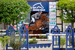 BEERBAUM Ludger (GER), Chacon 2<br /> Hagen - Horses and Dreams 2019<br /> Preis der Pott´s Brauerei GmbH CSI2*<br /> Finale Mittlere Tour<br /> 28. April 2019<br /> © www.sportfotos-lafrentz.de/Stefan Lafrentz