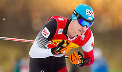 20.12.2014, Nordische Arena, Ramsau, AUT, FIS Nordische Kombination Weltcup, Staffel Langlauf, im Bild Lukas Klapfer (AUT) // during Cross Country of FIS Nordic Combined World Cup, at the Nordic Arena in Ramsau, Austria on 2014/12/20. EXPA Pictures © 2014, EXPA/ JFK