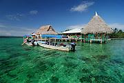 Coral Cay Restaurant,Bocas del Toro Province,Panama, C.A.
