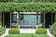 The Daily Telegraph Garden. The Chelsea Flower Show 2014. The Royal Hospital, Chelsea, London, UK