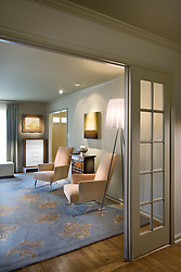 Ernesto Santalla interior designer Home Living Room