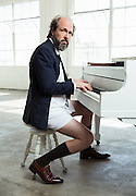 Eric Lange Pantless Piano