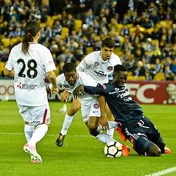 Melbourne Victory v Western Sydney Wanderers | Hyundai A-League | 6 November 2017