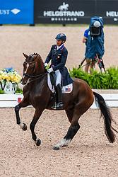 Peters Steffen, USA, Suppenkasper<br /> World Equestrian Games - Tryon 2018<br /> © Hippo Foto - Dirk Caremans<br /> 12/09/18