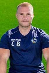 Chris Bakker - Ryan Hiscott/JMP - 14/09/2018 - FOOTBALL - Lockleaze Sports Centre - Bristol, England - Bristol Rovers U18 Academy Headshots and Team Photo