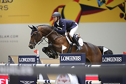 Farrington Kent, (USA), Voyeur<br /> CSI5* Los Angeles 2015<br /> © Hippo Foto - Counet Julien