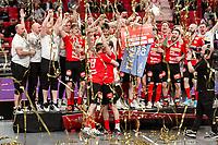 2019-04-27 |Stockholm | SSL Championship won by Storvreta IBK. (Photo by Daniel Carlstedt | Swe Press Photo).
