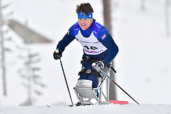 THOMAS Steve, GBR, LW12 at the 2018 ParaNordic World Cup Vuokatti in Finland