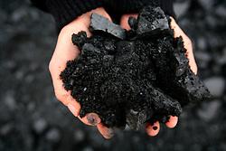 SPAIN GIJON 4OCT08 - Close-up view of imported coal on the quayside in the port of Gijon, northern Spain.....jre/Photo by Jiri Rezac....© Jiri Rezac 2008....Contact: +44 (0) 7050 110 417..Mobile:  +44 (0) 7801 337 683..Office:  +44 (0) 20 8968 9635....Email:   jiri@jirirezac.com..Web:    www.jirirezac.com....All images © Jiri Rezac 2008. All rights reserved.