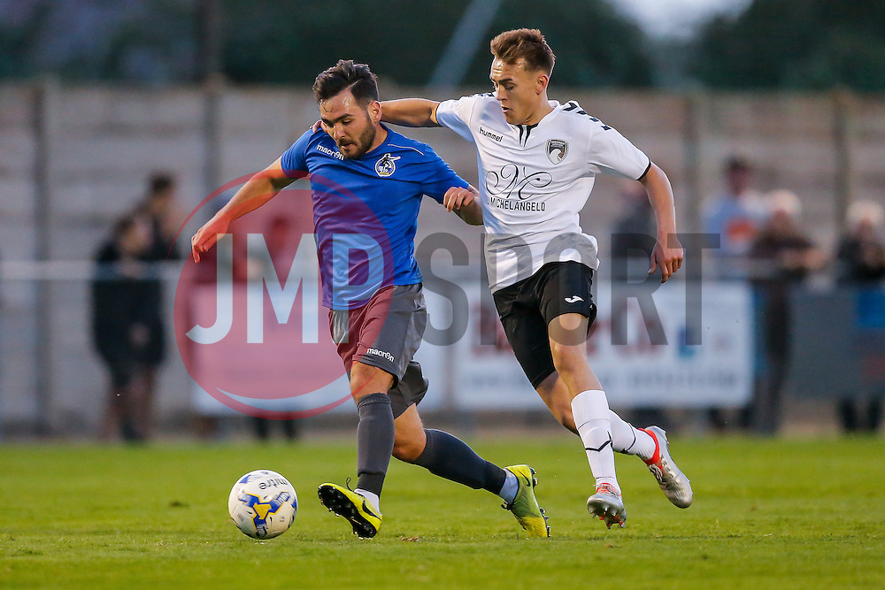 Jake Gosling of Bristol Rovers in action - Mandatory by-line: Rogan Thomson/JMP - 13/07/2016 - SPORT - Football - Woodspring Stadium - Weston-super-Mare, England - Weston-super-Mare AFC v Bristol Rovers - Pre Season Friendly.