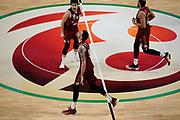 DayeAustin <br /> Umana Reyer Venezia - Happy Casa Brindisi<br /> LBA Final Eight 2020 Zurich Connect - Finale<br /> Basket Serie A LBA 2019/2020<br /> Pesaro, Italia - 16 February 2020<br /> Foto Mattia Ozbot / CiamilloCastoria