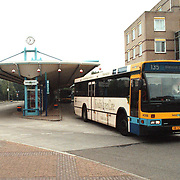 Busstation Huizen Graaf Wichmanlaan ext