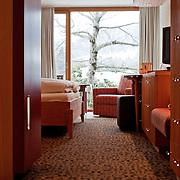 Hotel, Das Schiff, Hittisau, Innenaufnahmen