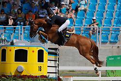 Tebbel, Rene (UKR) Zipper<br /> Rio de Janeiro - Olympische Spiele 2016<br /> © www.sportfotos-lafrentz.de
