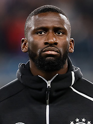 November 15, 2018 - Leipzig, Germany - Antonio Rudiger of Germany looks on during the international friendly match between Germany and Russia on November 15, 2018 at Red Bull Arena in Leipzig, Germany. (Credit Image: © Mike Kireev/NurPhoto via ZUMA Press)