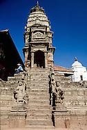 Temple in Patan